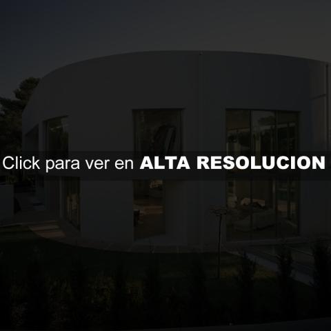 Casa Minimalista Piscina