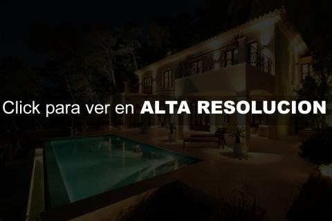 Iluminacion Fachadas de Casas