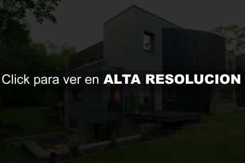 Casa Moderna Gris